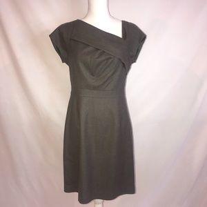 J. Crew Gray Dress, size 8
